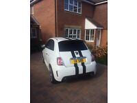 Fiat 500 Abarth - Very Low Mileage, Immaculate Condition