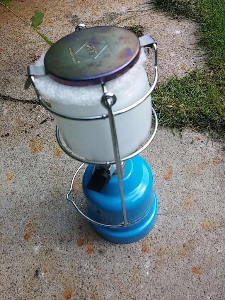 Lumogaz T206 Portable Lamp