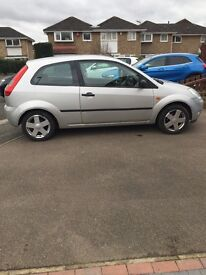 Ford Fiesta for sale LOW MILEAGE for age M.O.T until October 2017