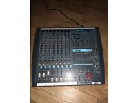 STUDIOMASTER POWERHOUSE VISION 708 700W 8CH POWERED MIXER