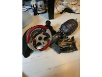 Game steering wheel, RC toys, controllers