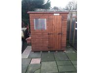 6ft by 5ft pigeon loft