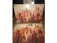X2 Large brand new New York photos