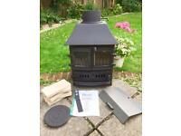 Multifuel Stove - Villager 5kW