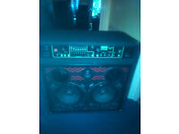TRACE ELLIOT GP7 SM 300W 2 X10 Bass Amp,, Rock Solid, Exccelent Condition