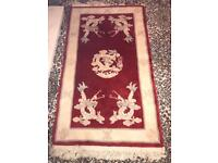 Stunning rug