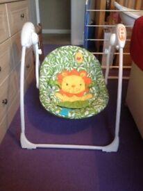 Mothercare Jungle Swing Seat