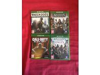 5 Xbox 1 games