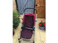 Mamas & Papas Travel System - Carry Cot, Pushchair and Car Seat