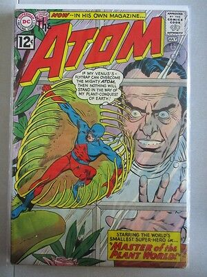 Atom (1962-1968) #1 FN 1st Plant Master