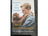 BOOK (David Attenborough)