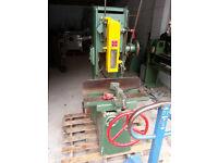 DOMINION BAA CHAIN MORTICE woodworking machine wadkin scm