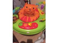 Baby bouncer (fisher price)