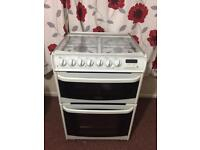CANNON dual fuel cooker