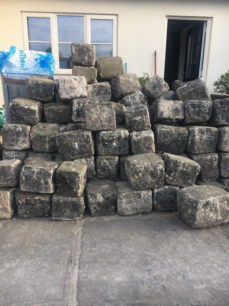 Stone Sets Cobbles In Haslington Cheshire Gumtree