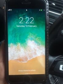 iPhone 8 Black EE only
