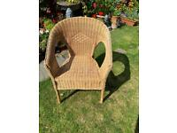 Adult Wicker Chair