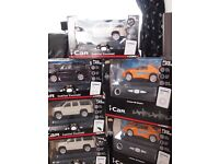 Job Lot os 5 X Plug and Play I-CAR All new and complete in Box made by Top Brand Corgi