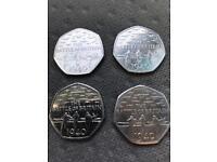 Battle of Britain coins