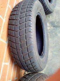 Winter Tyres - 185/65R14 86T