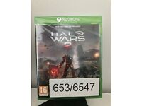 *Halo Wars 2 for Xbox One Brand New & Sealed*