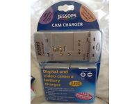 DIGITAL AND VIDEO CAMERA BATTERY CHARGER BRAND NEW UNOPENED