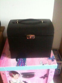 Extra Large Genuine Leather Jewellery Box (Perfect for Christmas)