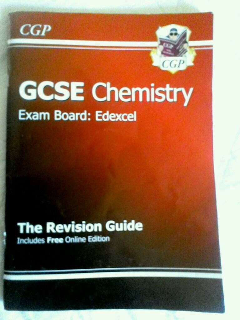GCSE Chemistry Edexcel The Revision Guide by CGP