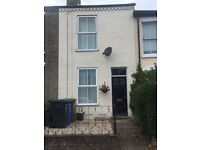 Charming 2 bed terrace house to rent in the golden triangle Norwich