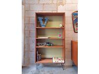G plan Retro Mid Century Bookcase