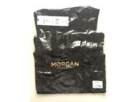 """Morgan de Toi"" Black Trunk Top Size S - Brand new -50%"