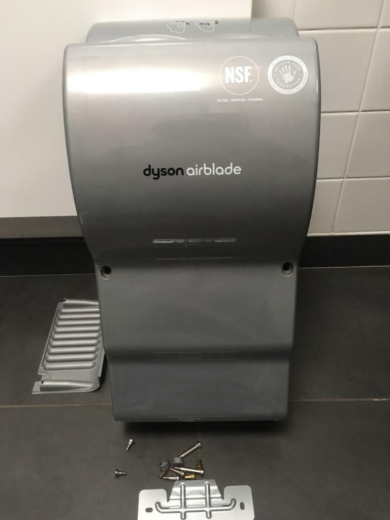 Dyson Airblade AB03 Plastic ABS Hand Dryer vgc.