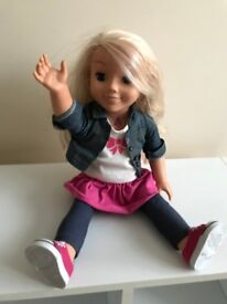 MY FRIEND CAYLA INTERACTIVE TALKING DOLL