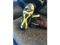 Nike magista boots size 6