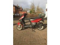 2012 Sym Symply 50cc Scooter 4 Stroke November 2018 MoT £495