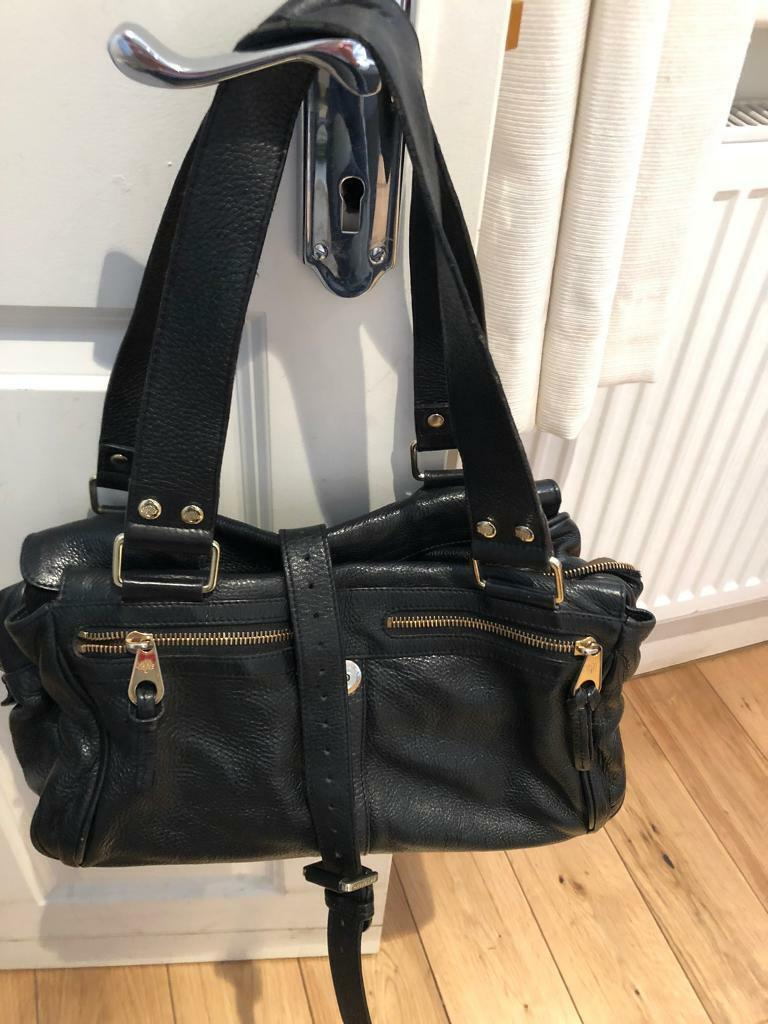 outlet boutique on feet at reliable quality Mulberry 'Mabel' handbag   in Barnes, London   Gumtree