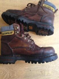 Men's/ caterpillar boots