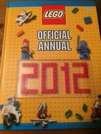 3 Lego books