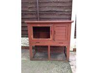 Rabbit cage HUtch