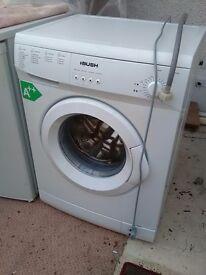 Bush Washing Machine AS NEW , A rated