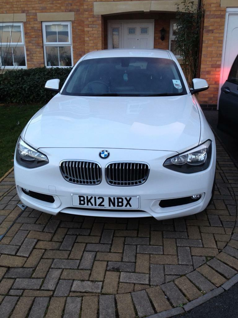 BMW 1 Series 118d Urban 5dr Auto Full leather £10,000 ono