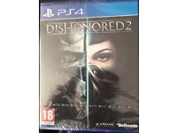 Dishonoured PS4 game