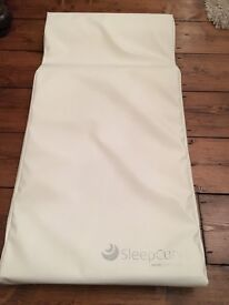 Sleep curve baby mat, helps to prevent flat head syndrome