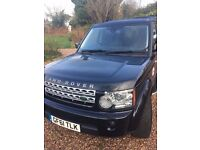 2011 LAND ROVER DISCOVERY 4 DIESEL SW 3.0 SDV6 255 HSE 5dr Auto