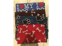 WHOLESALE JOB LOT OF 100 X PEICE OF DOG BED COVERS (TOTAL 5000 Peices Available)