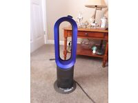 Dyson fan heater hot/cold with remote control