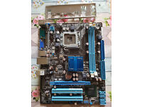 P5G41T-M LX pc motherboard