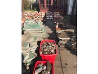 Free slabs/rubble