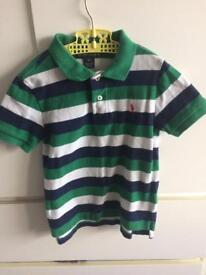 Boys Ralph Lauren polo shirt 4 years