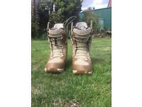 Women's Burton Sable snowboard boots size 6